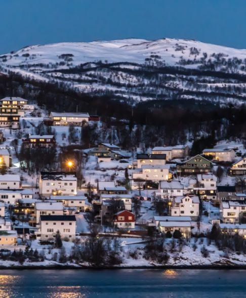 Utvikling av netthandel i Norge