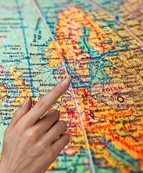 Finn drømmejobben i utlandet